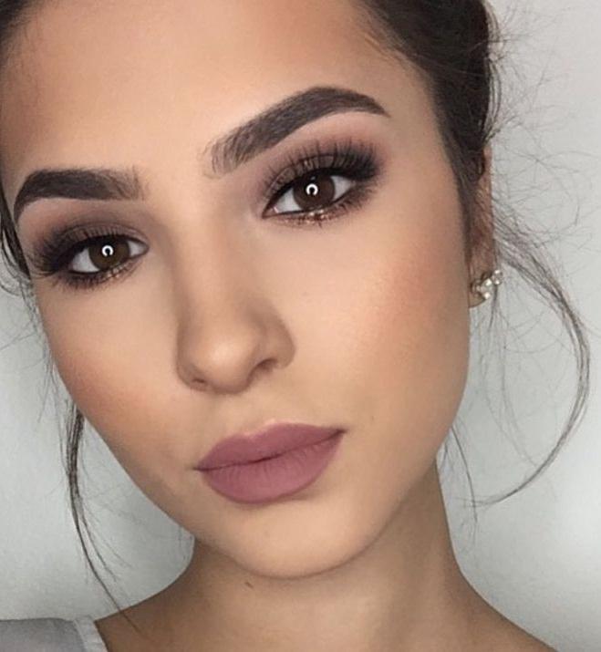مدل آرایش چشم و ابرو,جدیدترین مدل آرایش و میکاپ صورت 2018,مدل آرایش چشم و ابرو
