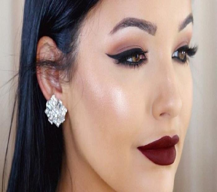 جدیدترین مدل آرایش چشم,آرایش لب,,آرایش ساده عروس,آرایش صورت و مدل ابرو
