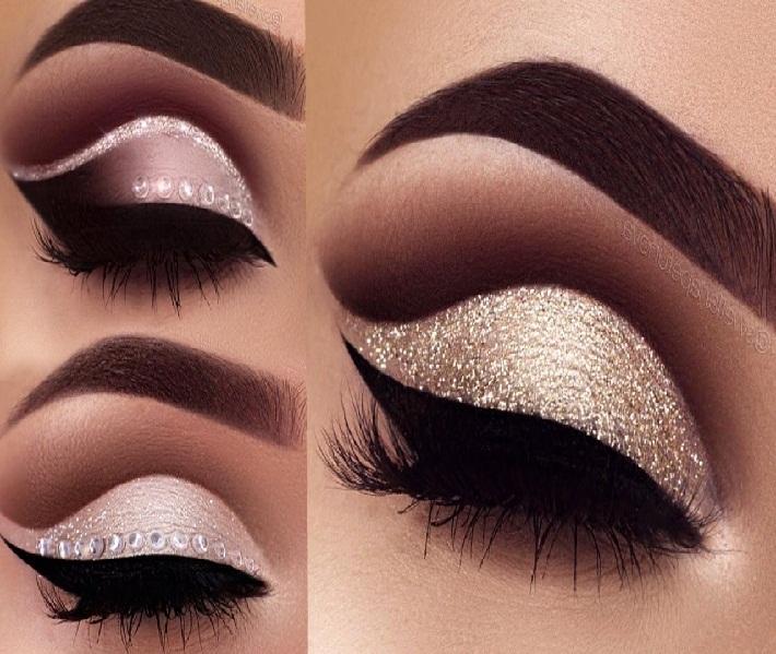 مدل آرایش چشم و ابرو,جدیدترین مدل آرایش صورت,مدل آرایش,جدیدترین مدل آرایش زنانه
