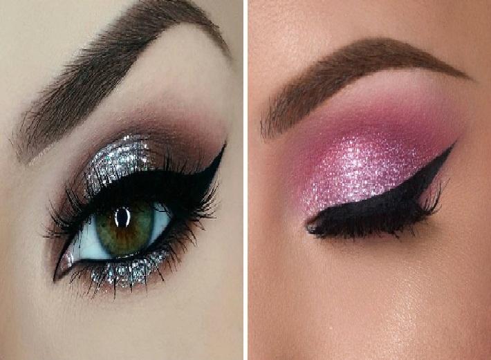 جدیدترین مدل آرایش صورت,عکس از زیباترین مدل آرایش عروس ایرانی جدید,عکس آرایش چشم و ابرو