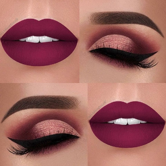 مدل آرایش خلیجی,مدل ابرو کشیده,آرایش صورت غلیظ,زیباترین مدل و رنگ رژ لب,میکاپ صورت