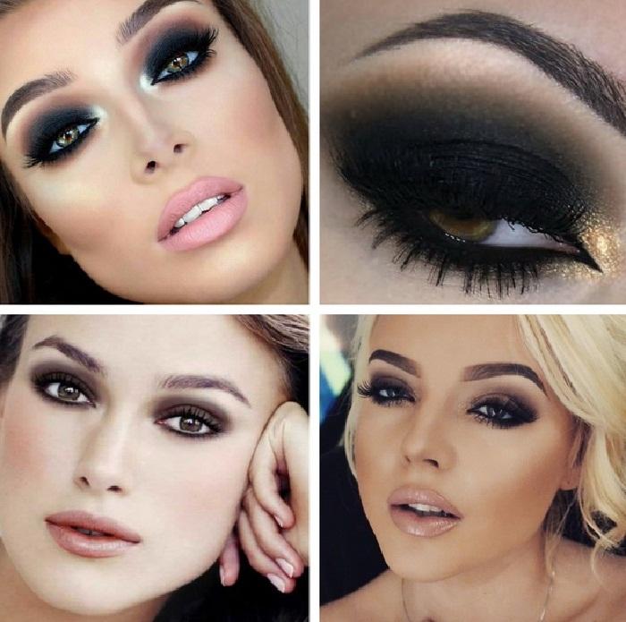 مدل آرایش عروس 2018,مدل آرایش اروپایی,مدل آرایش لایت دخترانه,مدل آرایش عروس