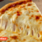 دستور پخت پیتزای پنیر و طرز تهیه پیتزای پنیر با پنیر ریکوتا، پارمزان و موزارلا