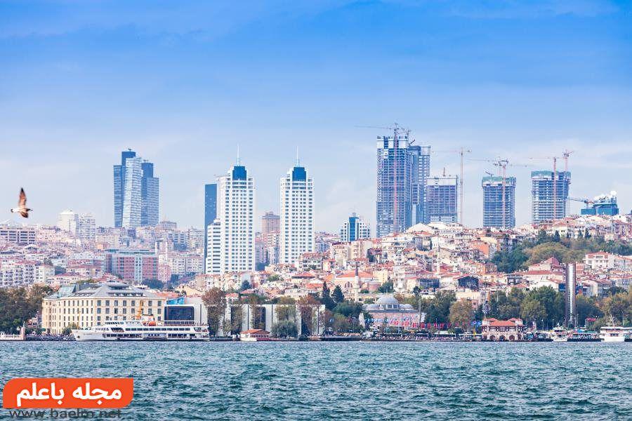 با تور استانبول خوشمزه ترین غذاهای دنیا را بخورید