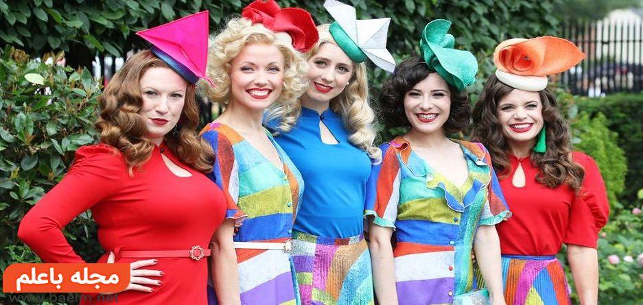 ویژگیهای لباسهای مجلسی زنانه