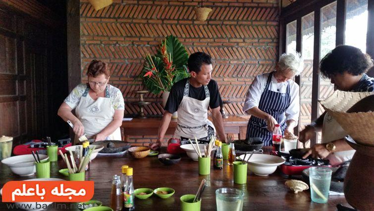 تور بالی؛ تجربههای خاص و تکرارنشدنی در فرهنگ بالیایی {hendevaneh.com}{سایتهندوانه} - bali cooking - تور آنتالیا؛ استراحت کامل در لوکسترین هتلها با قیمت ارزان