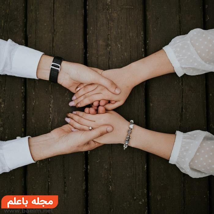 رابطه دوستی طولانی مدت دختر و پسر قبل از ازدواج
