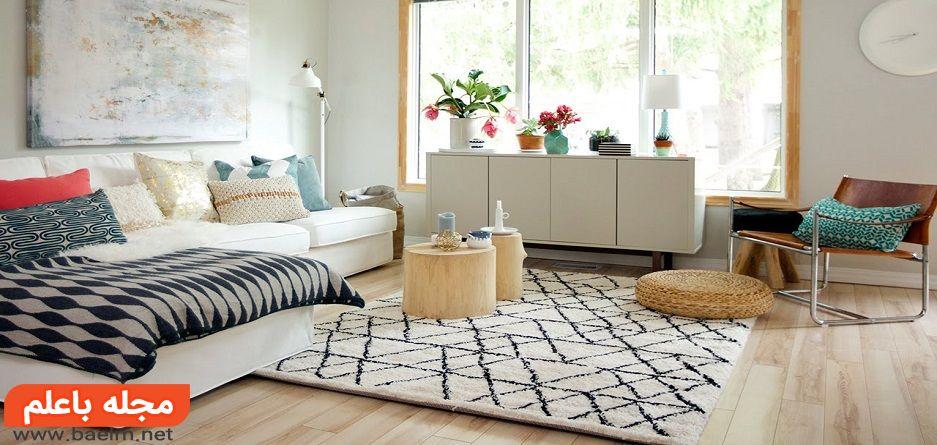 دکوراسیون – پنج ترفند برای چیدمان منزل بر اساس فرم و ابعاد خانه