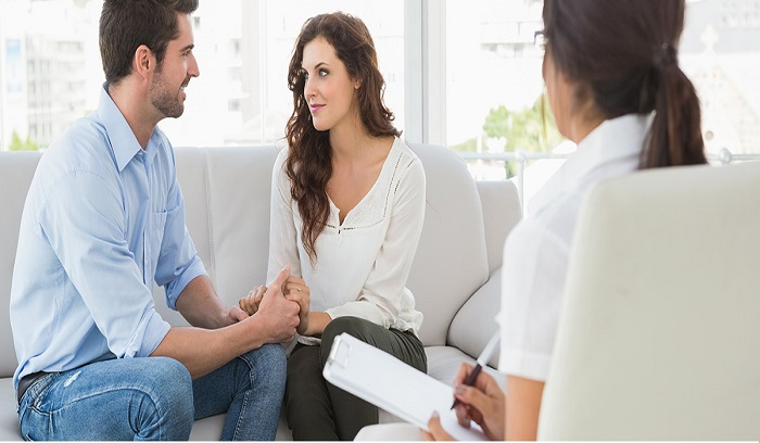 پویایی رابطه با استفاده از زوج درمانی: