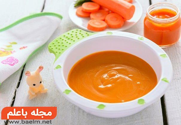 پخت انواع پوره,پوره سبزیجات برای نوزاد 6 ماهه, انواع پوره برای کودکان