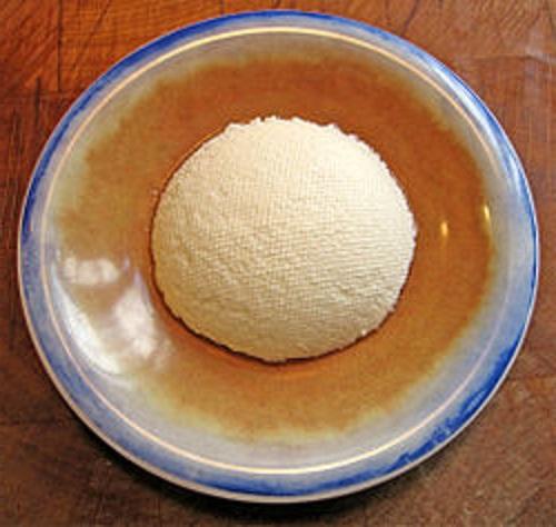 مواد لازم برای تهیه رول لازانیا، پنیر ریکوتا