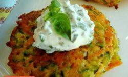 طرز تهیه پنکیک سبزیجات + دستور پخت پنکیک سبزیجات (ساده و ترکیه ای)