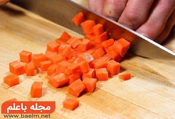 پوره سبزیجات,پخت پوره سبزیجات برای نوزاد,نحوه پخت پوره سبزیجات