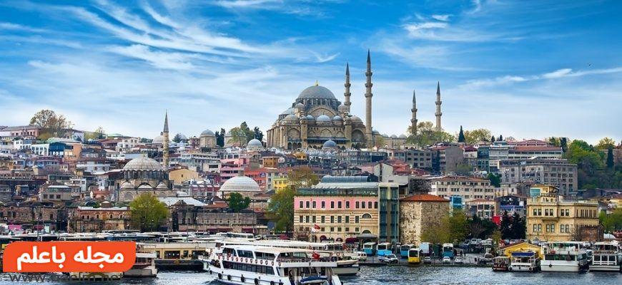 چطور در 3 روز استانبول را بگردیم