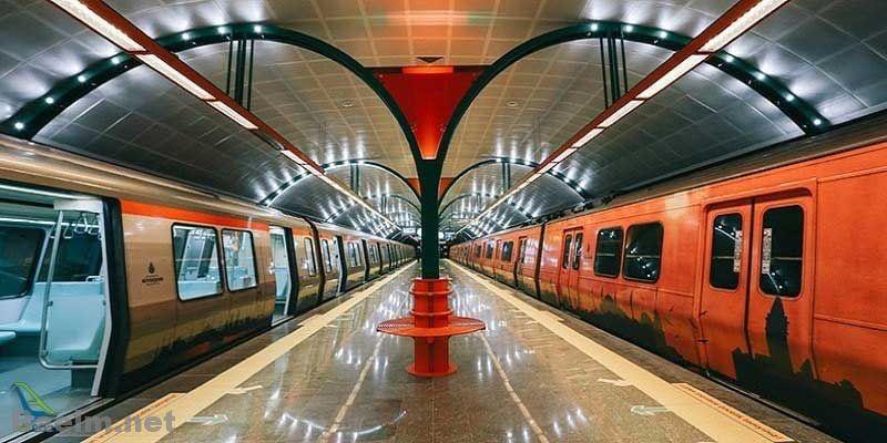 متروی استانبول بین قاره ای می باشد