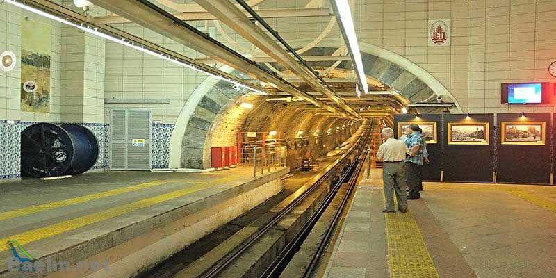 لونت – دانشگاه Bogazici: این خط مختص مینی مترو می باشد.