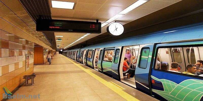 خطوط مترو استانبول