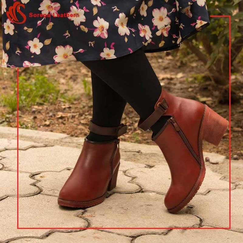 مزایای پوشیدن کفش چرم