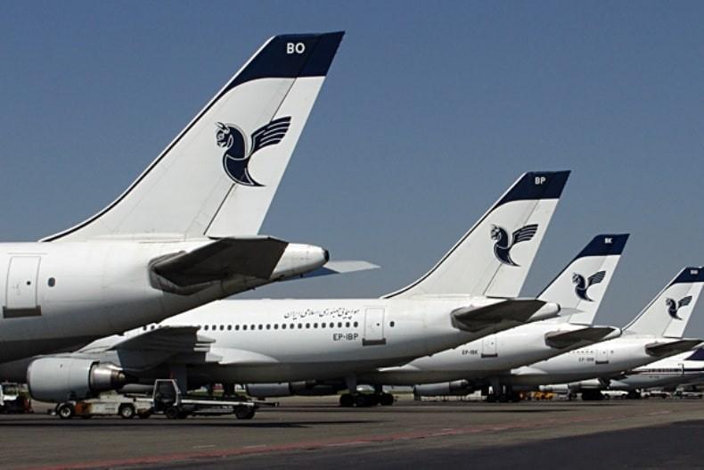 ماهان:  2 فروند بوئینگ 747-300