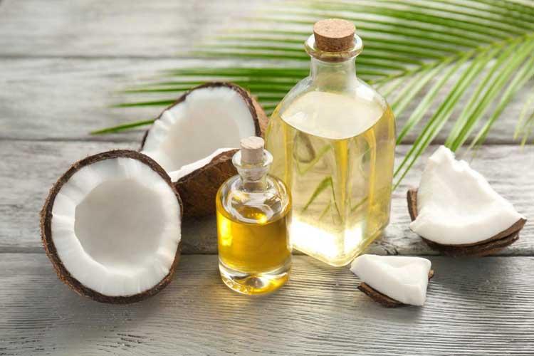 روغن نارگیل، یکی از بهترین داروهای خانگی برای پسوریازیس پوست