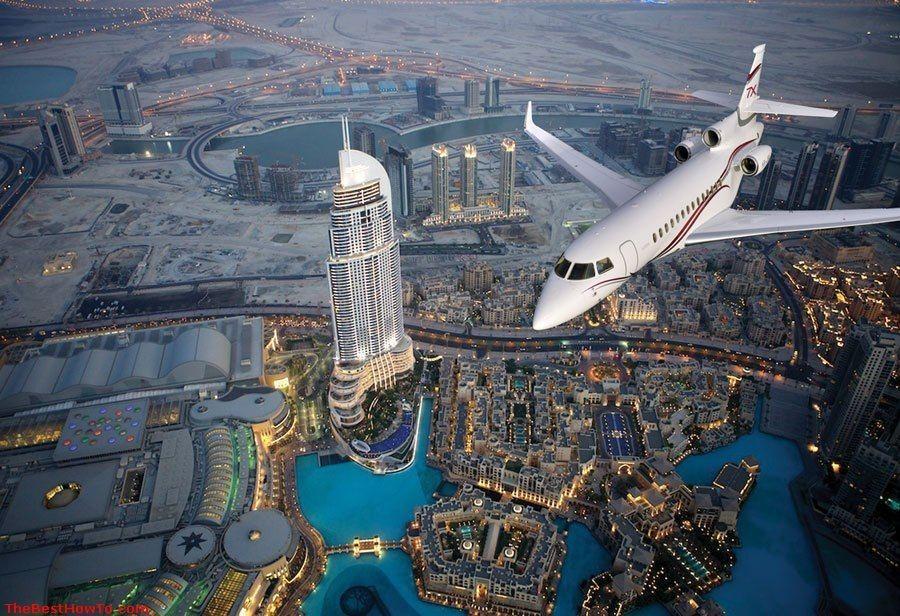 کدام شرکت هواپیمایی به دبی پرواز میکنند؟