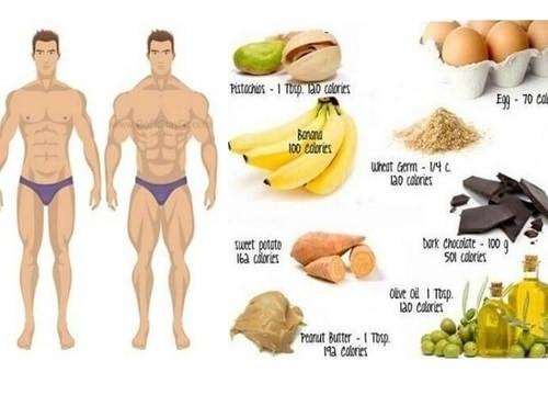بهترین راهکار ها برای افزایش وزن سریع و آسان