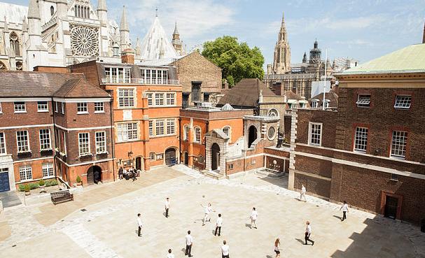مدرسه وست مینستر لندن