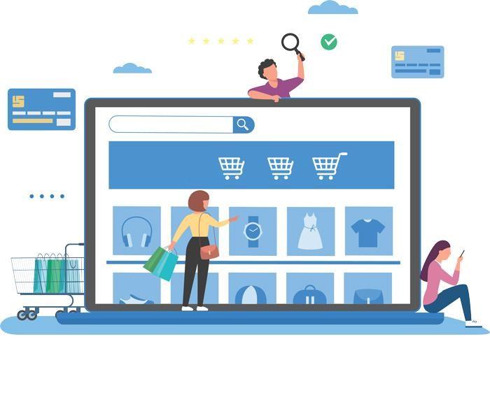 روش های خرید در طراحی سایت فروشگاهی به چه صورت است؟