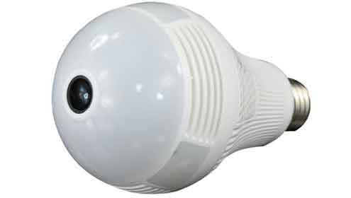بررسی ساختار و ویژگی دوربین لامپی